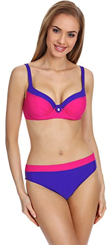 Merry Style Bikini Conjunto para mujer P190-65TSG Patrón-6