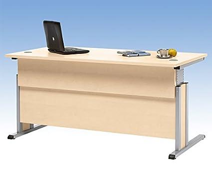 Escritorio Multi Módulo Comfort, höheneinstellbar, Ancho 1200 mm ...