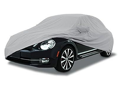 CarsCover 1998-2010 Volkswagen New Beetle Custom Car Cover for 5 Layer Ultrashield Waterproof VW Beetle
