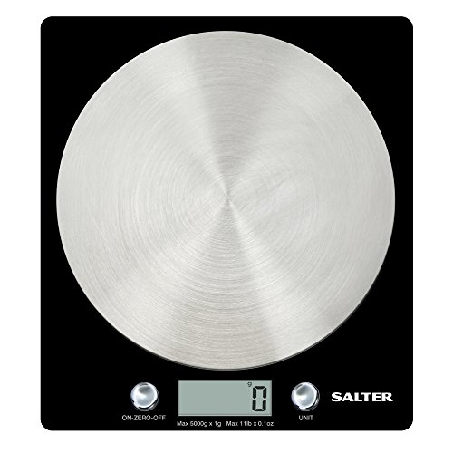 Salter Slim Design Electronic Platform Kitchen Scale