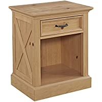 Home Styles 5524-42 Country Lodge Night Stand, queen