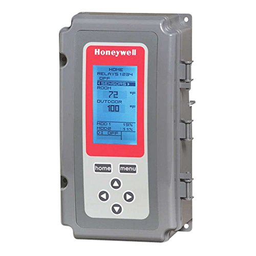 honeywell commercial thermostat - 8