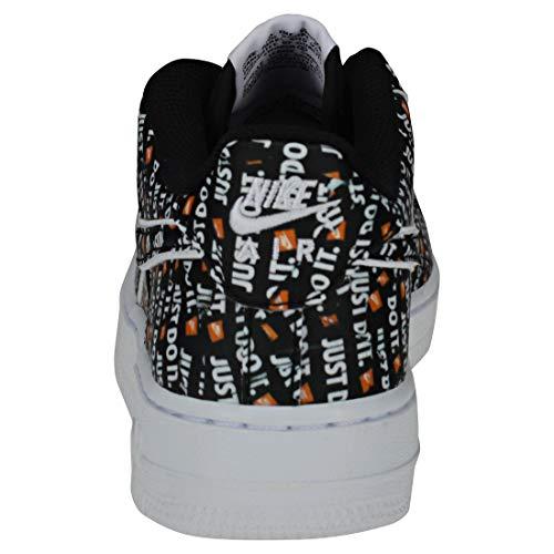 001 Men 1 Jdi total Air black Multicolour Orange Shoes gs Force Prm Nike s Fitness white Zq4InwSWd