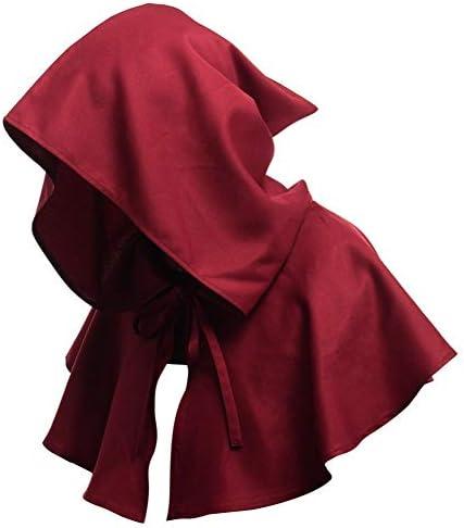 Jinbs ハロウィン 死亡 マント コスプレ 服装 短いマント ネクタイ 大人 クリスマス 仮面舞踏会 パーティー道具