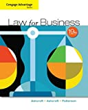img - for Cengage Advantage Books: Law for Business book / textbook / text book