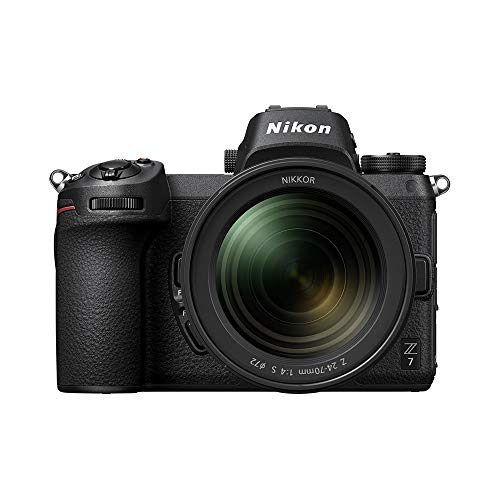 Nikon Z7 with 24-70 and 128GB XQD Card