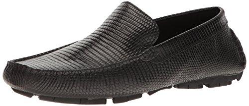 Donald J Pliner Men's Halden-Ly Slip-On Loafer Black Ar19rwj