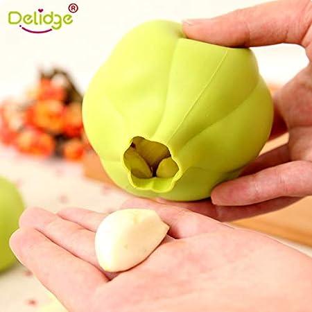 BigWorld Delidge Rubber Garlic Peeler Ultra Soft Garlic Press Kitchen Accessories Home Peeled Practical Silicone Garlic Stripping Tool