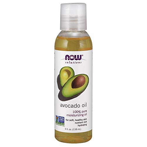 Now Solutions Avocado Oil,4-Ounce ()