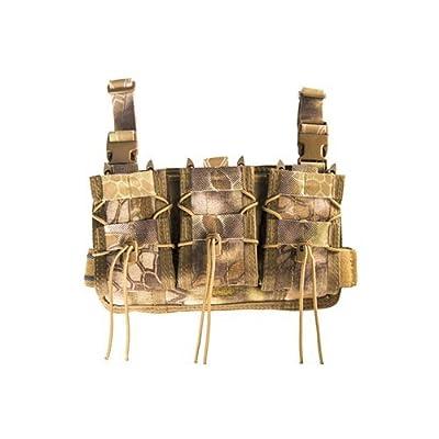 Image of Ammunition & Magazine Pouches HSGI Rifle Leg Rig 3 Rifle TACOS Subload Highlander