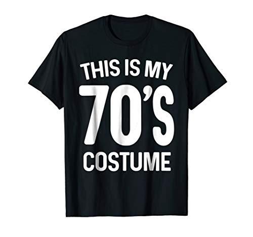 70s Costume Shirt 1970s Theme Halloween Party 70s Night