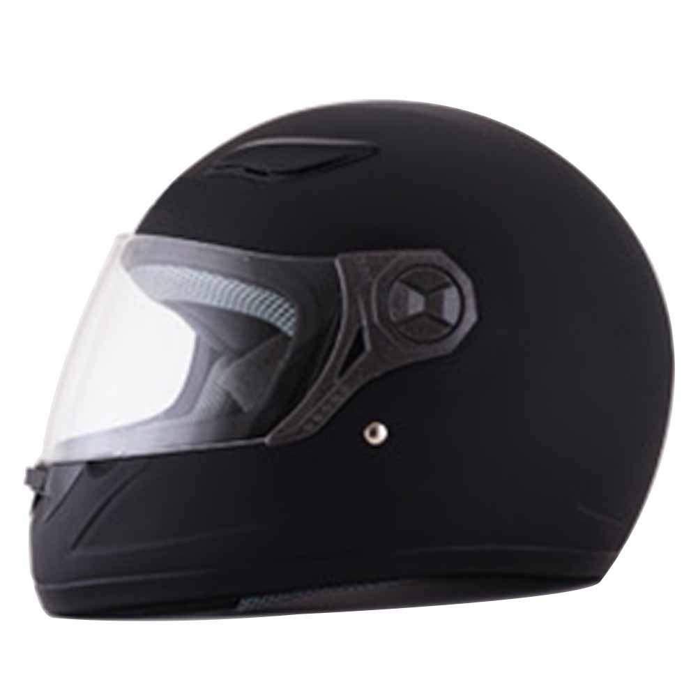 DRAGDE Winter Motorcycle Helmet, Electric Car Helmet, Men and Damens Full-Covering Warm Anti-Fog Full Face Helmet, Detachable Warm Scarf