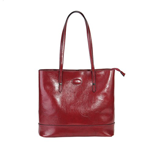 à Sac LF Sac épaule 8956 main portés fashion Sac en cuir main femme DISSA Bordeaux portés xwFtqEdt