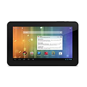 "Ematic Edan XL EGS109BL 9"" 8 GB Tablet"