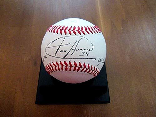 - Felix Hernandez Cy Young 2010 Pg 2012 Autographed Signed Autograph Auto Stat Venezuela Baseball Sports Memorabilia JSA