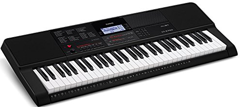 Casio CT-X700 Portable Keyboard Bundle with Stand, Bench, Sustain Pedal, Power Adapter, Austin Bazaar Instructional DVD, and Polishing Cloth by Casio (Image #5)