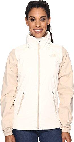 - The North Face Women's Resolve Plus Jacket Vintage White/Doe Skin Brown (Prior Season) X-Small