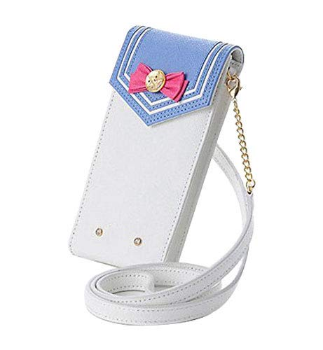 INDRESSME Cell Phone Case Wallet Cute Cross-Body Bag Leather Wallets for Women White