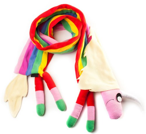 Adventure Time Lady Rainicorn Scarf ()