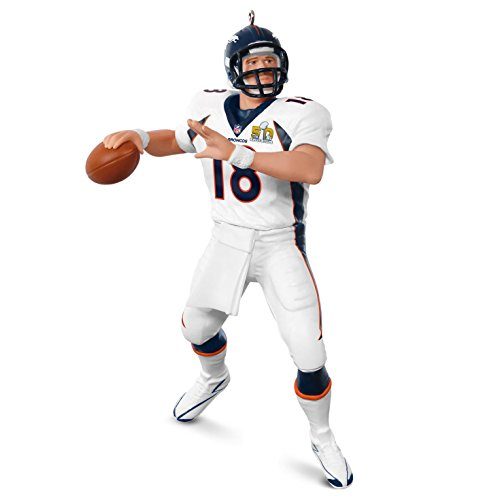 Broncos Peyton Manning Ornament