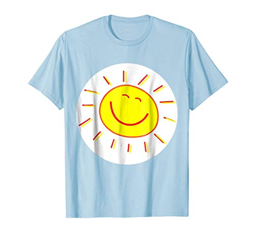 Happy Sunshine Halloween Group Costume TShirts -