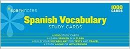 Spanish Vocabulary Sparknotes Study Cards Descargar PDF Ahora