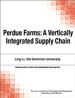 vertically integrated supply chain