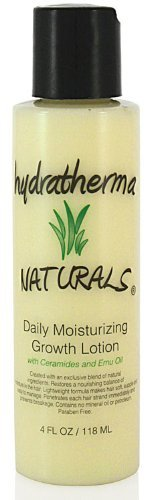 Hydratherma Naturals Daily Moisturizing Growth Lotion, 4.0 fl. oz. by Hydratherma Naturals