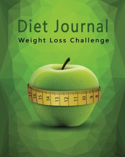 Diet Journal Weight Loss Challenge: Personal Food Record Notebook Exercise Calories Counter Diary Blank Book Size 8x10 Inches (Diet journal food exercise diary) (Volume 1) pdf epub