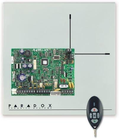 Mg-5050/86 PARADOX alarma Central Magellan microprocesador ...