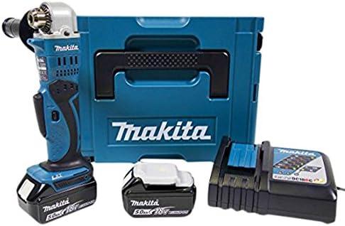 Makita DDA350RTJ drill 1,7 kg - Taladro eléctrico (1 cm, 2,5 cm, 2,5 m/s², 1800 RPM, Batería, 2 pieza(s)): Amazon.es: Bricolaje y herramientas