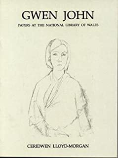 Gwen John - Papers at the National Library of Wales