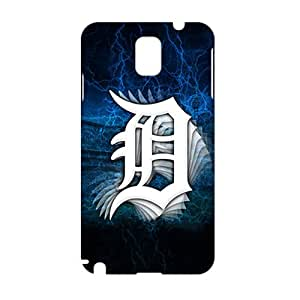 Detroit Tigers MLB 3D Phone Case for Samsung note3