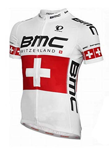 Cycling Jerseys Men's Bicycle Jersey Summer Breathable Jersey Bike Biking Shirt V297 (T, XL)