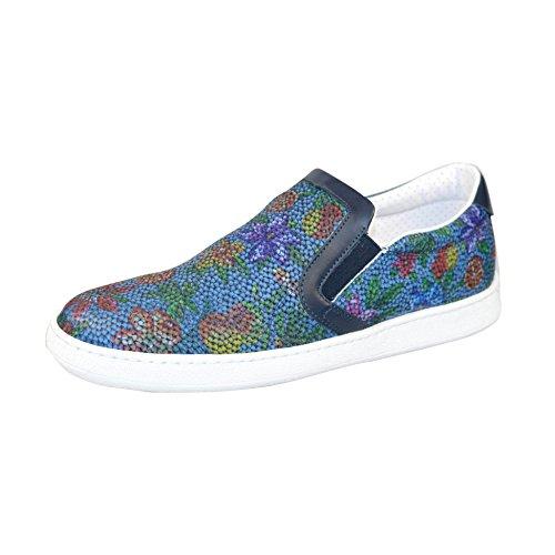 Sneakers Uomo Blu E f Mecap Piquet91 Donna Per dqxIS0