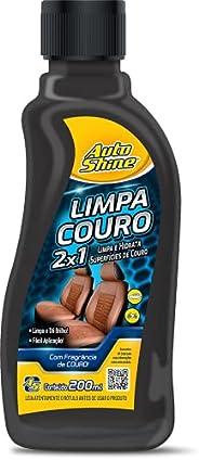 LIMPA COURO 200ML AUTOSHINE