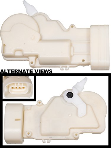 APDTY 134106 Door Lock Actuator Motor Fits Rear Left Driver-Side 1998-2005 Lexus GS300 1998-2000 GS400 2001-2005 GS430 1999-2003 RX300 2001-2005 Toyota Prius (Replaces 69140-30110, (03 Lexus Rx300 Drivers)