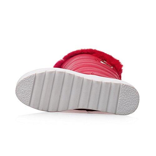 Sxc02253 Plateforme AdeeSu 5 Red Rouge Femme EU 36 6SPaPqw