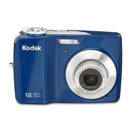 Kodak Easyshare Camera Bundle (Kodak Easyshare C182 Digital Camera)