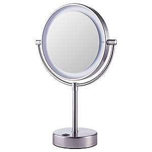 Ikea kaitum espejo de tocador con aumento y luz - Espejos de tocador con luz ...