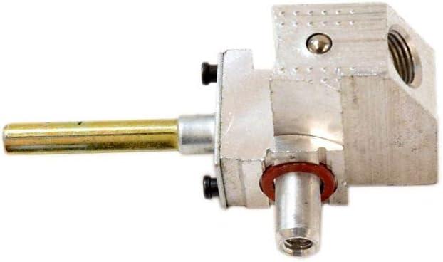 316272300 Cooktop Twin Burner Valve Genuine Original Equipment Manufacturer (OEM) Part
