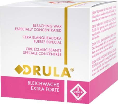 Drula Bleaching Wax - Skin Lightening - whitening - age spots - melasma - sun spots - dark spots