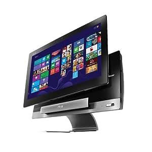 ASUS Transformer AiO P1801-B049K - Ordenador Todo en Uno (Intel Core i7 3770, 4 GB de RAM, 2 TB, GeForce GT 730M, Windows 8), negro
