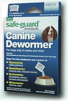 Eio Wormer Safeguard 4 Md Dog by Safeguard (Image #3)