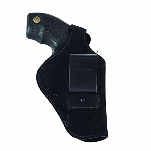 Galco Waistband Inside The Pant Holster for Glock 26,27,33,Black,Right WB286B