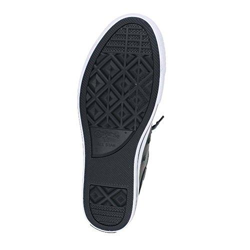 Chuck Hi 015850 Kinder Sneaker Charcoal 21 Leather Star Black Taylor All Season CONVERSE Unisex Tx6XdYT