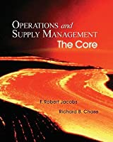 Operations and Supply Management: The Core Front Cover