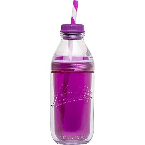 UPC 041604299414, Aladdin Insulated Milk Bottle, 16 oz, Berry