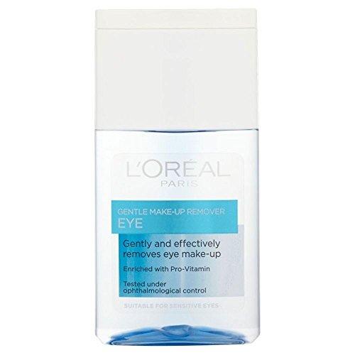 L'Oréal Paris Dermo-Expertise Gentle Eye Make Up Remover (125ml) - Pack of 2 (L Oreal Dermo Expertise Gentle Eye Makeup Remover)