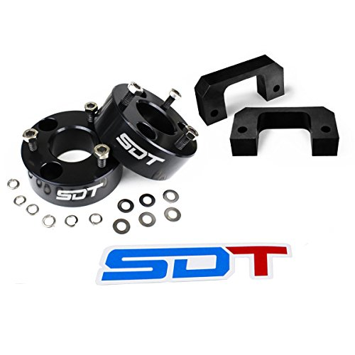 Chevy Silverado GMC Sierra 1500 Adjustable Front Leveling Lift Kit - 3